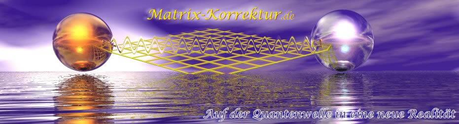Logobild Matrix-Korrektur