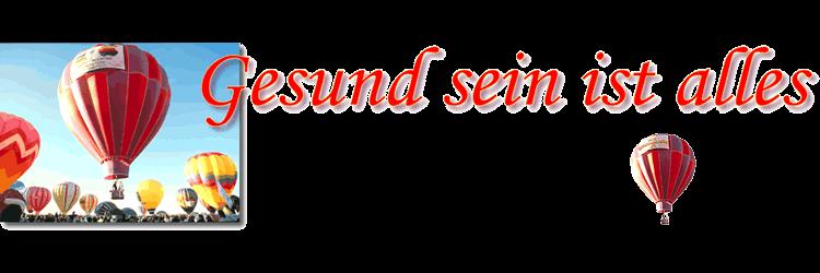 Logobild Gesund-sein